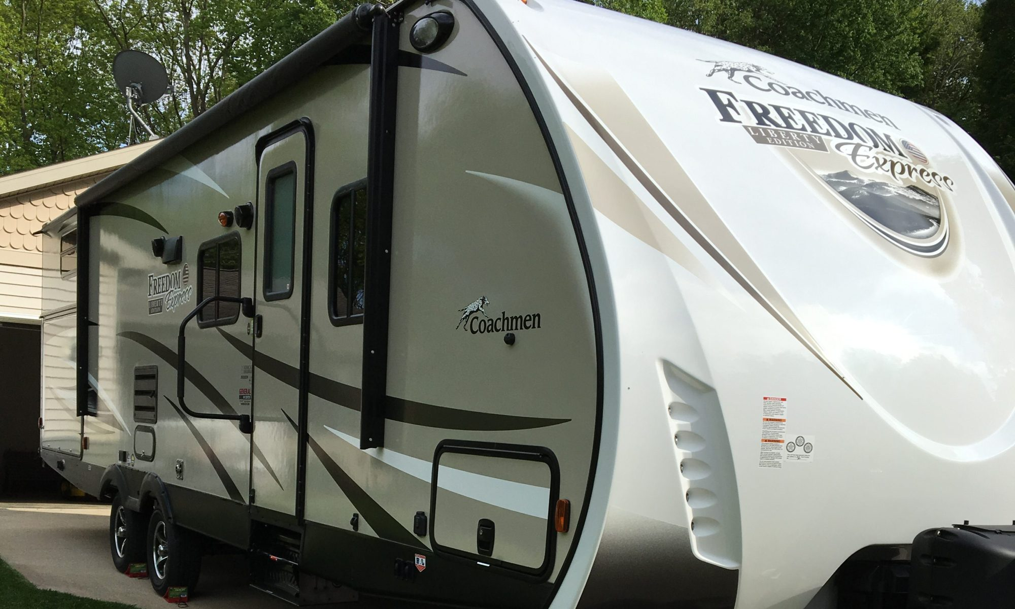 USA Travel Trailers